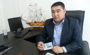 Первые 94 международных удостоверения, упрощающих миграционные процедуры, изготовили в Актау для моряков (ФОТО)