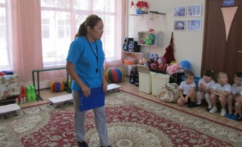 15-летие отметил единственный в Мангыстау кружок юных спасателей (ФОТО)