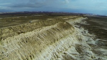 Российский экоцентр снял новое живописное ВИДЕО об Устюрте (ФОТО