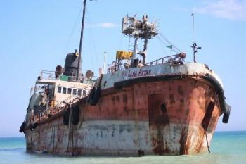 Более 35 млн тенге запросили за утилизацию нефтесодержащих продуктов с судна в Мангистау