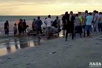 Дальний заплыв стоил жизни подростку в Актау