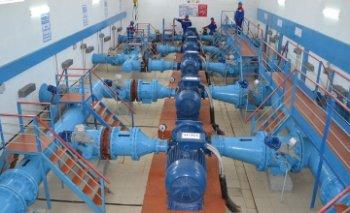 В Актау запустили новый центральный узел водоснабжения