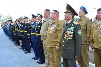 100 военнослужащих Актауского гарнизона получили служебное жилье
