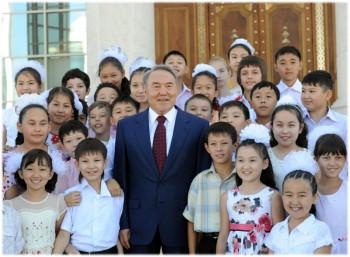 У Нурсултана Назарбаева родился четвертый правнук