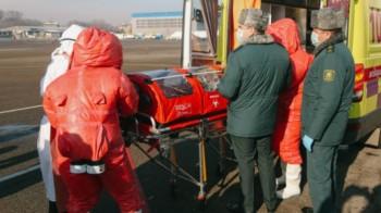 4 прибывших из Китая госпитализировали в Казахстане