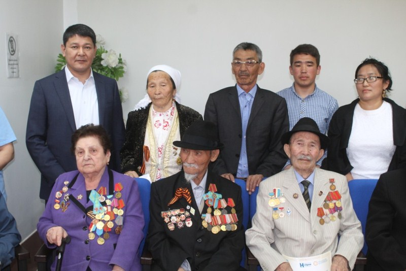 Все ветераны Мангыстау получили сертификаты на бесплатное лечение