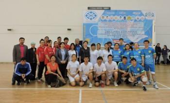 В Актау определились победители турнира по волейболу среди профсоюзов (ФОТО)