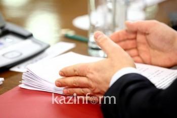Чиновница в Мангистау подозревается в получении взяток от иностранных компаний