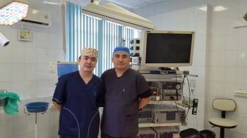 Хирурги Актау спасли новорожденного ребенка с атрезией пищевода (ФОТО)