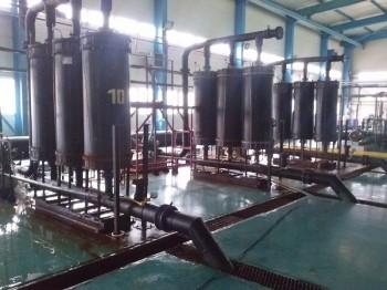 К концу года завод «Каспий» будет опреснять 30 тыс. кубометров воды (ФОТО)