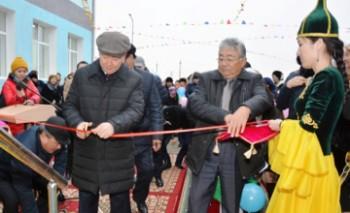 В Жанаозене в 2015 году введено более 90 тысяч кв.м жилья (ФОТО)